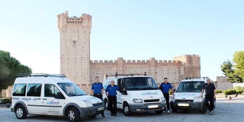 Medifoncal, Especialistas en Fontanería y Calefacción en Medina del Campo