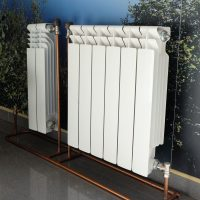 radiador - instalaciones en Medina del Campo